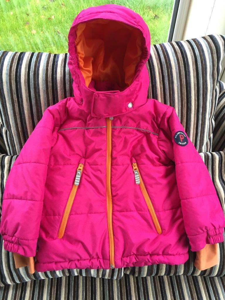 Polarn O Pyret Ski Jacket 2-4yrs