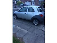 44307 miles from new 2004 ford ka 1.3i