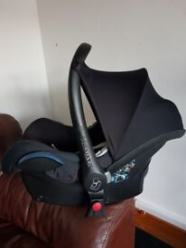 maxi Cosi car seat black in very good condition