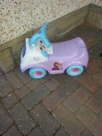 Kids Disney Frozen Musical Ride On