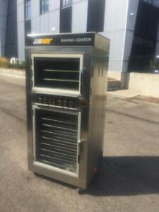 Bakery Oven and Proofer