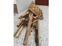 Firewood free to uplift for stove fire pit etc logs