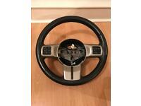 Jeep Wrangler / Patriot 2013 Steering Wheel