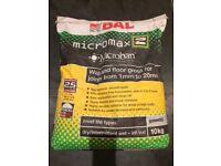 BAL Micromax2 Gunmetal 10kg tile grout