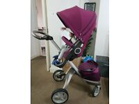 Stokke Xplory + iZi Sleep Carseat + Accessories
