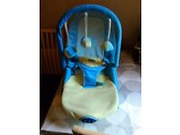 Mothercare baby bouncer chair. £10 ono