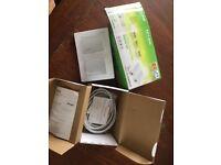 TP LINK Wifi Kit AV600 Powerline - New Never used