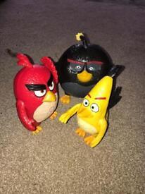 Angry Bird Toys