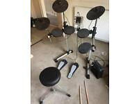 Electric drum kit. LIKE NEW!!
