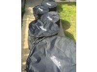 Sonix drum bags/cases
