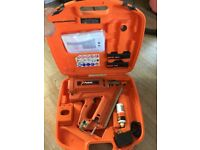 Paslode first fix nail gun