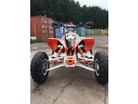 2009 KTM 505 SX race quad yfz ltr trx not road legal