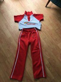 Rainbows uniform - jogging bottoms and polo shirt