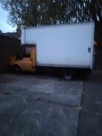 1f7b2f48aa Ford transit van Luton van box van start driving good ready to drive van  cheap price