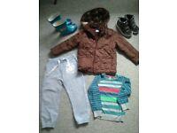 boys bundle of clothes 5-6 yrs