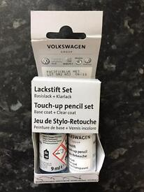 Volkswagen Touch Up Paint Pencil Pacific blue