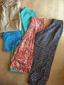 Ladies size 10 summer bundle