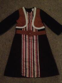 Nativity Shepherd Outfit 3-4