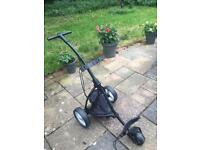Motocaddy s1 lite golf trolley
