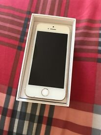 iPhone 5s 16GB Gold on EE