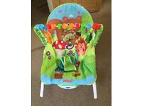 Nuby baby rocking chair