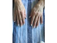 Nail technician/artist Newcastle under lyme home based