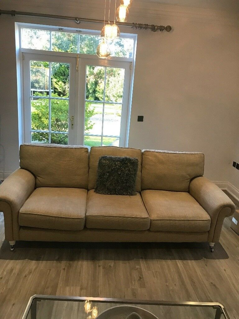 laura ashley 3 seater sofa in billingham county durham gumtree. Black Bedroom Furniture Sets. Home Design Ideas