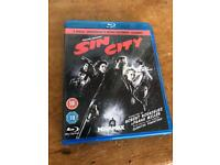 Sin City - Blu Ray - Two Disc Edition