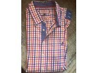 Thomas Pink Men's Casual check shirt
