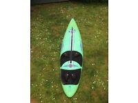 2.67 Wind surfing board