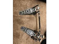 Tama iron cobra double pedals