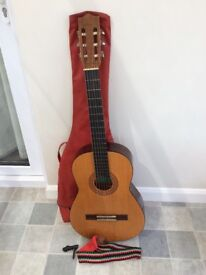 Classical Guitar (full size nylon strings)