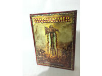 Warhammer 8th Edition Rulebook Hardback