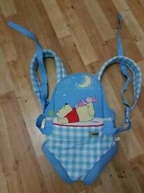Winnie the pooh Baby carrier