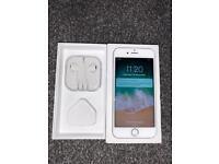 I Phone 6S Silver 16GB