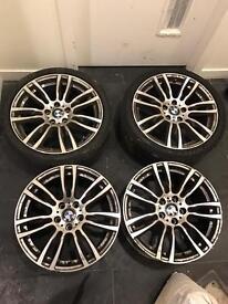 19 inch BMW f30 M Sport alloys