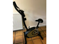 DYNAMIX EXERCISE BIKE WITH ONBOARD COMPUTER