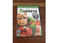 The Muppets Movie DVD