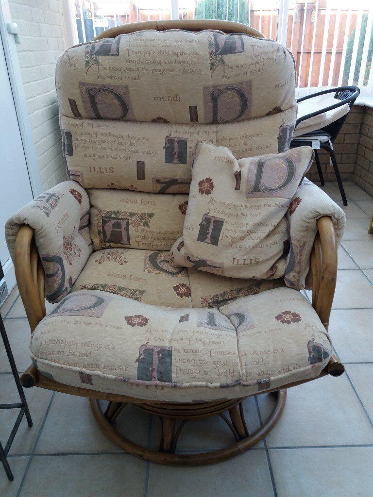 Matching sun lounge chairs