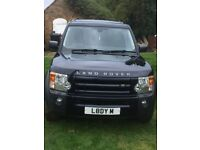 Private plate - L8 DYM (L8DY M)