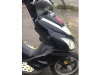 Direct bikes 125 moped