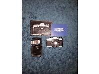 Olympus 35mm om 10 camera