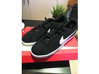 Nike Trainers (Court Royale) Black Size UK 11