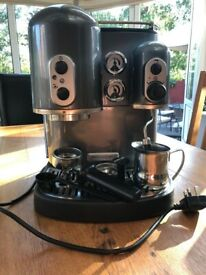 La Cimbali M21 Junior Espresso and Cappuccino Coffee Machine