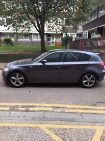 BMW 1 SERIES SE 2007 (57) PLATE 75k MILES 1 YEAR M.O.T (not a Audi ford Vauxhall)