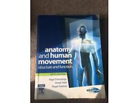 Anatomy and human movement, Structure and function