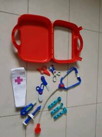 Child's doctor set