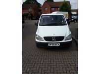 Mercedes Benz VITO, Great Runner, 2005, manual, low milage