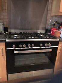 5 Hob Kenwood Gas Cooker