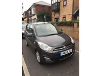 Hyundai i10 1.2 Active 5dr, Low Mileage 40K, New MOT, Excellent condition. Like Corsa, swift, polo,